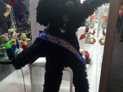 2014 'Baloo the Muppet Puppet'