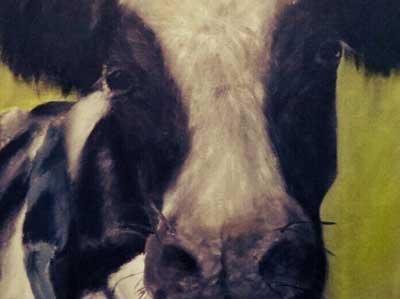 2015 Fleur the Cow